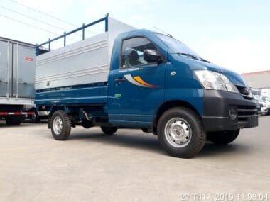 xe tải thaco towner 990 thùng mui