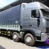Giá xe howo a7 4 chân tải thùng